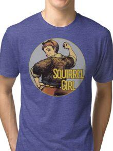 Squirrel Girl Tri-blend T-Shirt