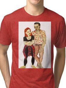 SamNat Fashion Tri-blend T-Shirt