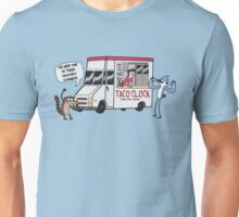 A Taco Truck On Every Corner!! Unisex T-Shirt