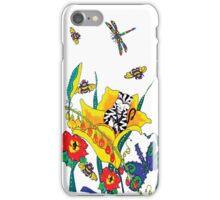 Magic Garden iPhone Case/Skin