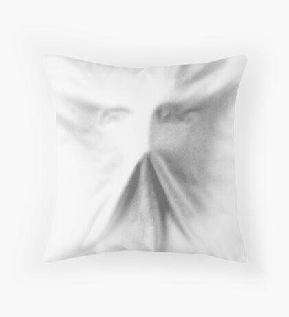 deus ex tee Throw Pillow