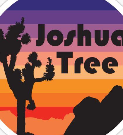 Joshua Tree Sticker Sticker