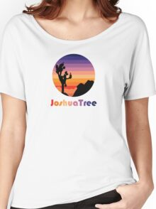 Joshua Tree T-Shirt Women's Relaxed Fit T-Shirt