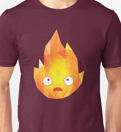 Geometric Calcifer Unisex T-Shirt