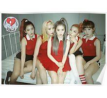 RED VELVET RR04 Poster