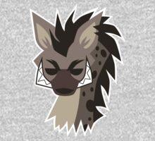 Cartoon Hyena  Kids Tee