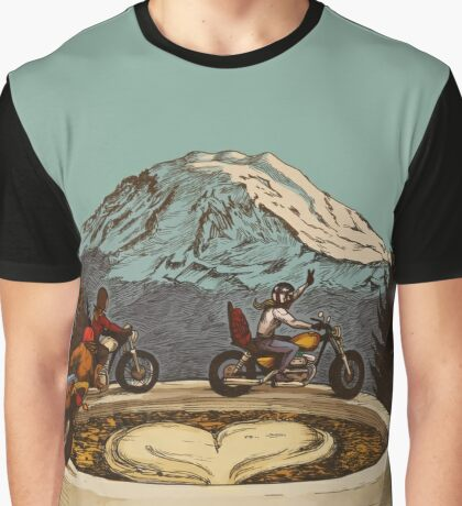 The Dream Roll 2016 Poster Graphic T-Shirt