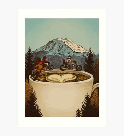 The Dream Roll 2016 Poster Art Print