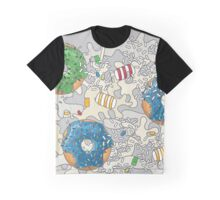 Camo Sweets Graphic T-Shirt