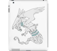 The Legend iPad Case/Skin