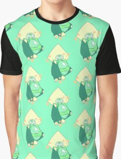 Peridot Bubble Graphic T-Shirt