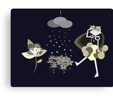 Cirrus & Riri Canvas Print
