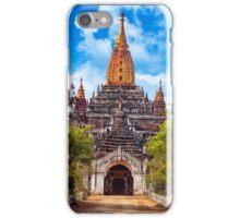Anandapaya, Bagan Burma. iPhone Case/Skin