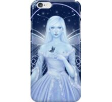 Snow Fairy iPhone Case/Skin