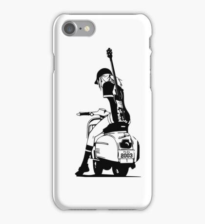 Fooly Cooly - Haruko Vespa iPhone Case/Skin