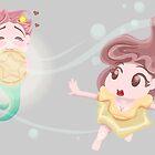 Swim by moongem