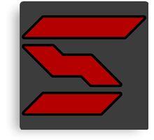 Snitler S YouTube Logo Canvas Print