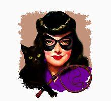 Vintage Catwoman Unisex T-Shirt