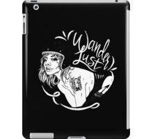 Wanderlust - Women Who Ride iPad Case/Skin