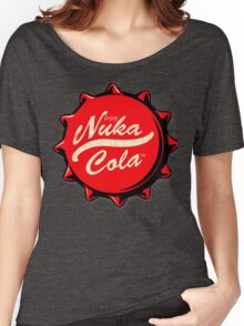 Nuka Cola Cap Women's Relaxed Fit T-Shirt