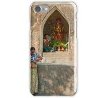 Mr Handsome, Bagan. iPhone Case/Skin