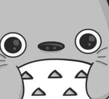 Baby Totoro says ROAR Sticker