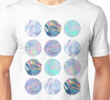 Holographic Circles Unisex T-Shirt