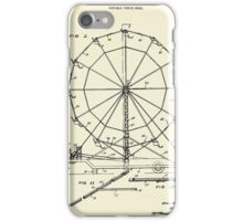 Portable Ferris Wheel-1952 iPhone Case/Skin