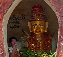 Mister Handsome, Bagan. by bulljup
