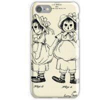 Doll-1915 iPhone Case/Skin
