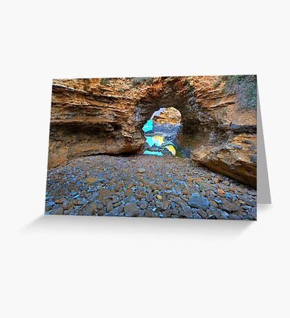 12 Apostles - The Grotto Greeting Card