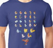 PokeBirds Unisex T-Shirt