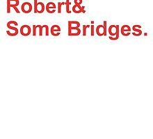 Bridges&Red by jenniferlothian