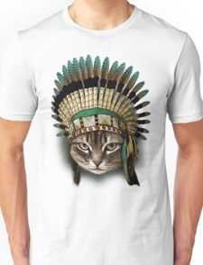 CHIEF CAT Unisex T-Shirt