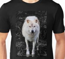 The Wolf Stare Unisex T-Shirt