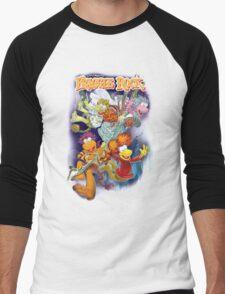 Fraggle Rock  Men's Baseball ¾ T-Shirt
