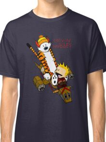Calvin And Hobbes : Forever Young Classic T-Shirt