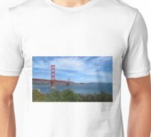 Golden Gate Bridge San Francisco 2 Unisex T-Shirt