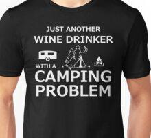 camping problem Unisex T-Shirt