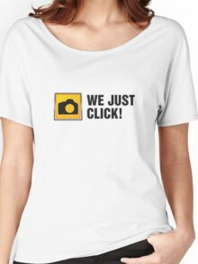We Just Click II Women's Relaxed Fit T-Shirt