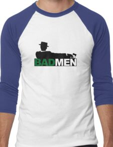 Bad Men Men's Baseball ¾ T-Shirt