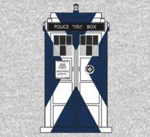 Scottish TARDIS For a Scottish Doctor. by trumanpalmehn