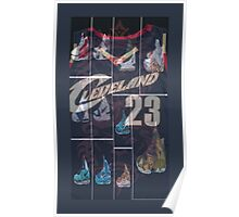 Lebron #23  Poster