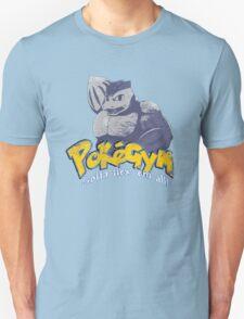 pokegym vintage Unisex T-Shirt