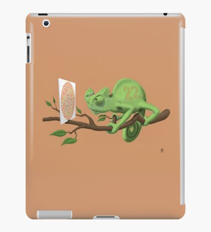 Can't See It Myself iPad Case/Skin