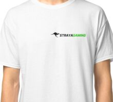 StrayaGaming Official Logo (Light) Classic T-Shirt