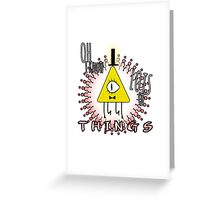 Bill Cypher  Greeting Card