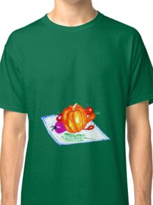 Collection of Vegetables Classic T-Shirt