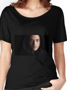Elliot Alderson  Women's Relaxed Fit T-Shirt