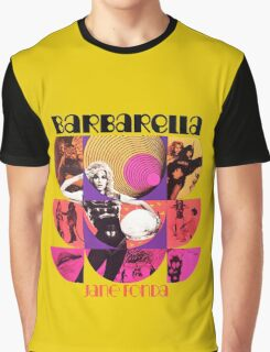 Barbarella - cult movie 1969 Graphic T-Shirt